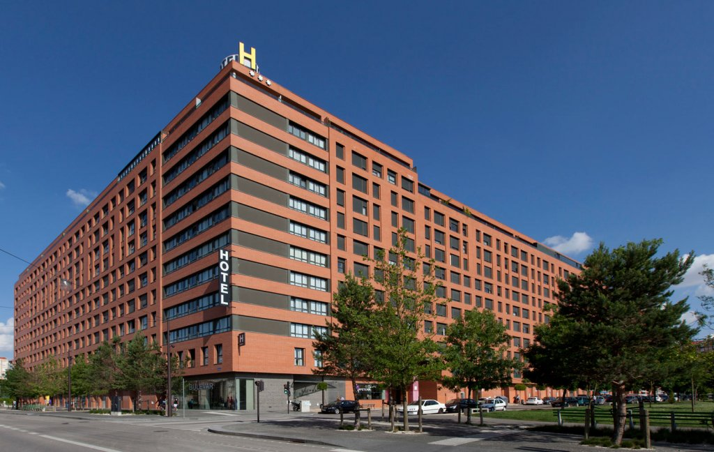 hotels in burgos: